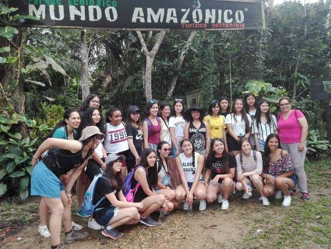 SALIDA PEDAGÓGICA AMAZONAS
