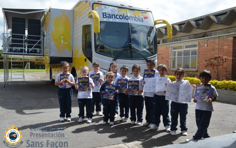 BUS BANCOLOMBIA